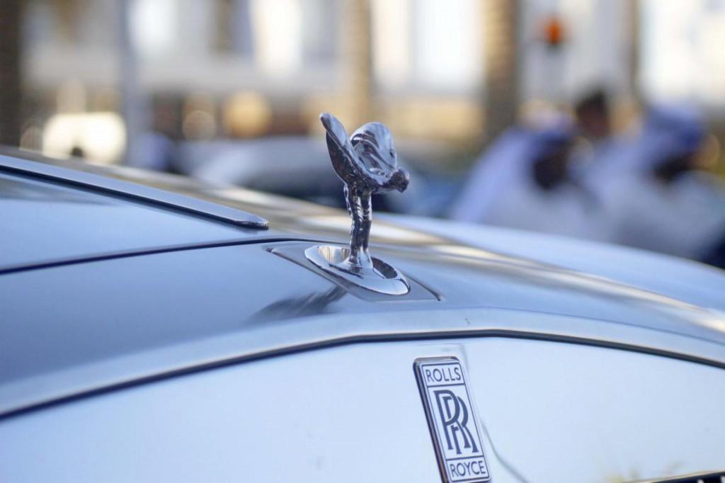 Kühlerfigur Rolls Royce - Emily - Spirit of Ecstasy