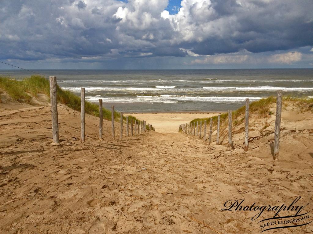 Strand von Zandvoort