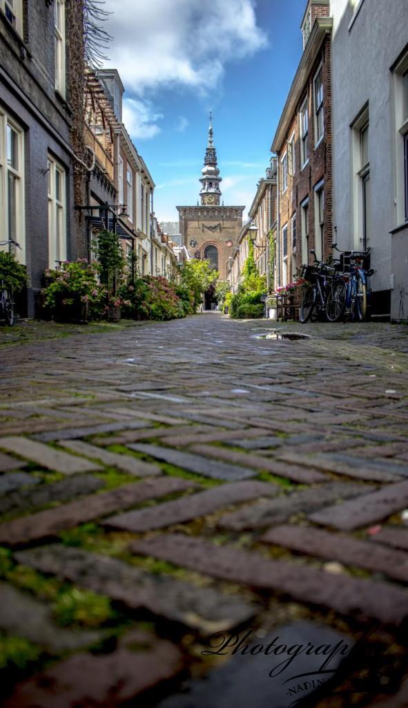 Gasse in Haarlem