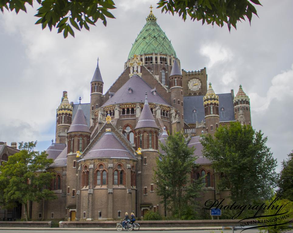 Basilika in Haarlem