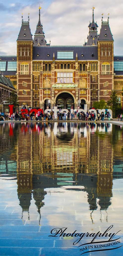 Rijksmuseum, I amsterdam